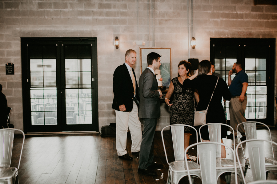 Stephanie And Kent Bailey Tampa Florida Romantic Wedding At Coppertail Brewery in Ybor Florist Fire BHLDN Mis En Place Ibex String Quartet Let Them Eat Cake -54.jpg