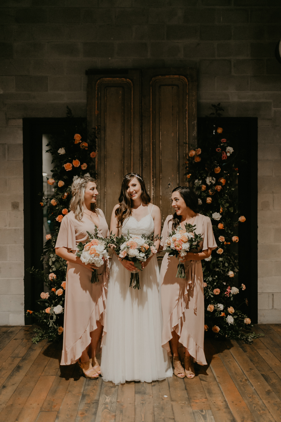 Stephanie And Kent Bailey Tampa Florida Romantic Wedding At Coppertail Brewery in Ybor Florist Fire BHLDN Mis En Place Ibex String Quartet Let Them Eat Cake -57.jpg