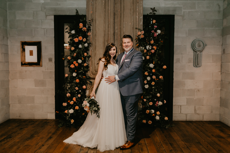 Stephanie And Kent Bailey Tampa Florida Romantic Wedding At Coppertail Brewery in Ybor Florist Fire BHLDN Mis En Place Ibex String Quartet Let Them Eat Cake -59.jpg
