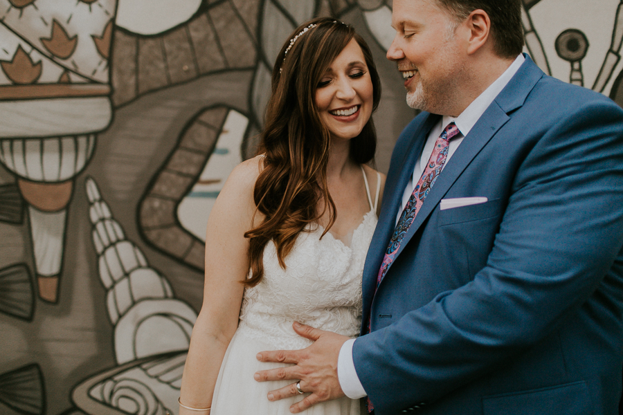 Stephanie And Kent Bailey Tampa Florida Romantic Wedding At Coppertail Brewery in Ybor Florist Fire BHLDN Mis En Place Ibex String Quartet Let Them Eat Cake -65.jpg
