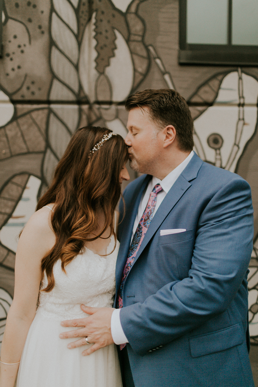 Stephanie And Kent Bailey Tampa Florida Romantic Wedding At Coppertail Brewery in Ybor Florist Fire BHLDN Mis En Place Ibex String Quartet Let Them Eat Cake -64.jpg