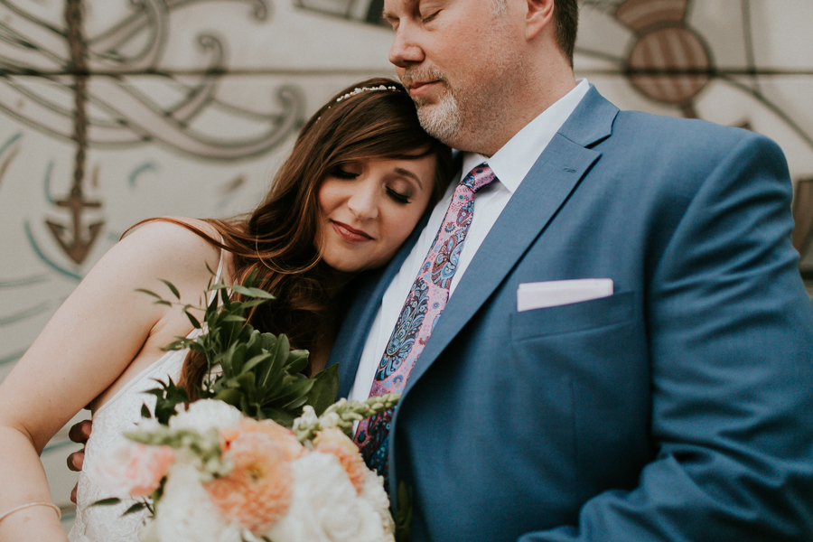 Stephanie And Kent Bailey Tampa Florida Romantic Wedding At Coppertail Brewery in Ybor Florist Fire BHLDN Mis En Place Ibex String Quartet Let Them Eat Cake -70.jpg