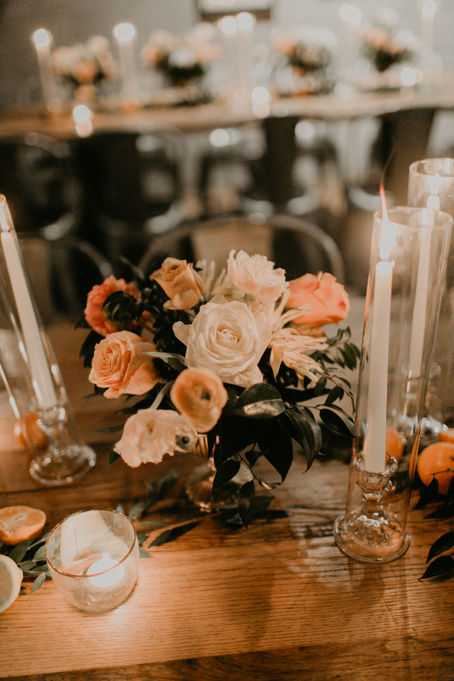 Stephanie And Kent Bailey Tampa Florida Romantic Wedding At Coppertail Brewery in Ybor Florist Fire BHLDN Mis En Place Ibex String Quartet Let Them Eat Cake -99.jpg