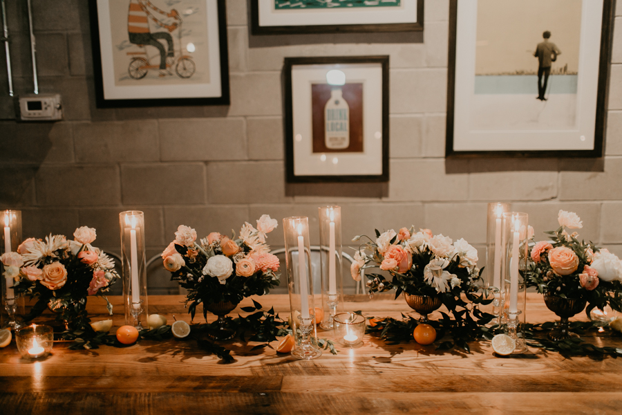 Stephanie And Kent Bailey Tampa Florida Romantic Wedding At Coppertail Brewery in Ybor Florist Fire BHLDN Mis En Place Ibex String Quartet Let Them Eat Cake -104.jpg