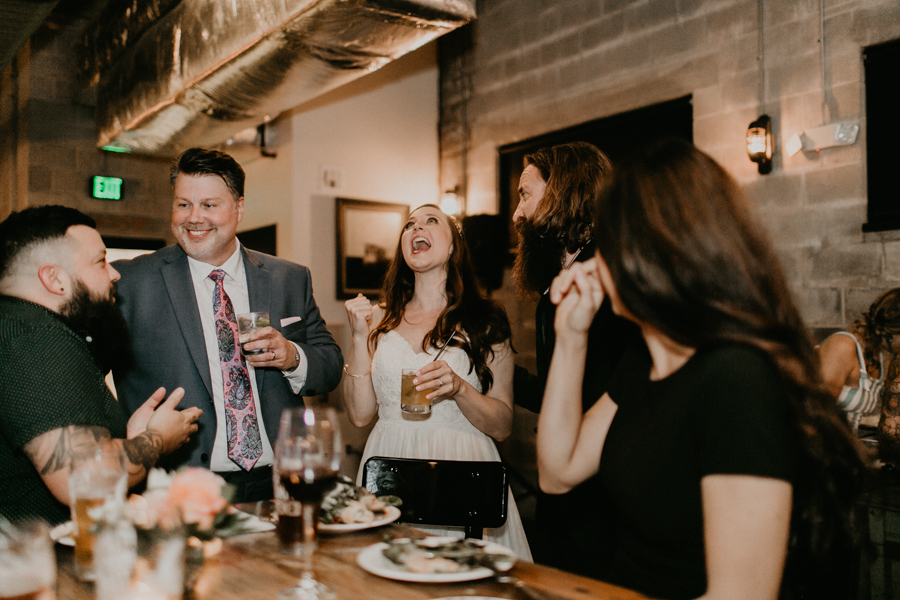 Stephanie And Kent Bailey Tampa Florida Romantic Wedding At Coppertail Brewery in Ybor Florist Fire BHLDN Mis En Place Ibex String Quartet Let Them Eat Cake -124.jpg