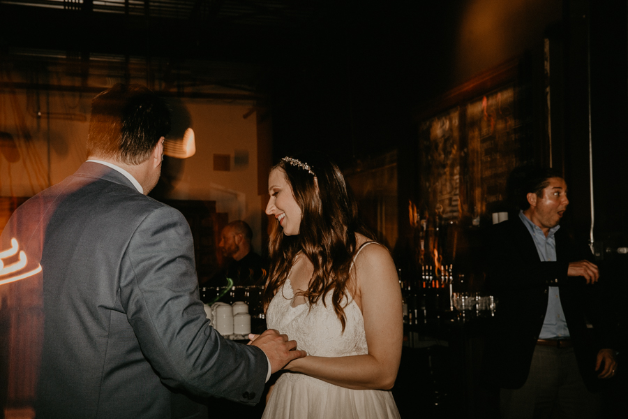 Stephanie And Kent Bailey Tampa Florida Romantic Wedding At Coppertail Brewery in Ybor Florist Fire BHLDN Mis En Place Ibex String Quartet Let Them Eat Cake -128.jpg