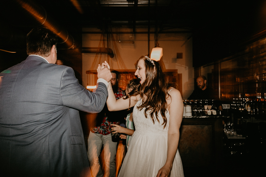 Stephanie And Kent Bailey Tampa Florida Romantic Wedding At Coppertail Brewery in Ybor Florist Fire BHLDN Mis En Place Ibex String Quartet Let Them Eat Cake -131.jpg
