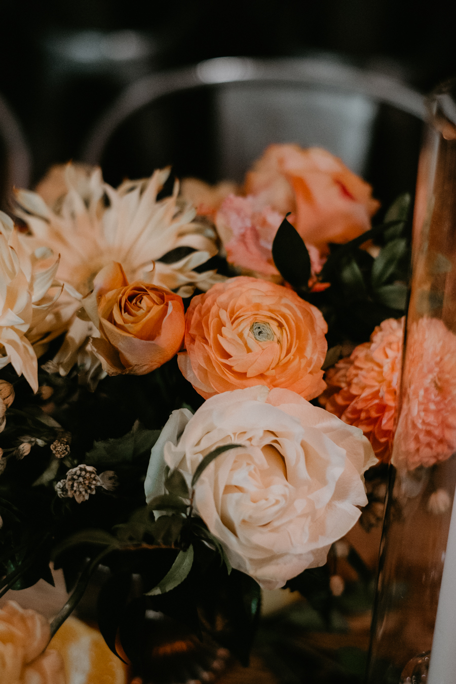 Stephanie And Kent Bailey Tampa Florida Romantic Wedding At Coppertail Brewery in Ybor Florist Fire BHLDN Mis En Place Ibex String Quartet Let Them Eat Cake -4.jpg
