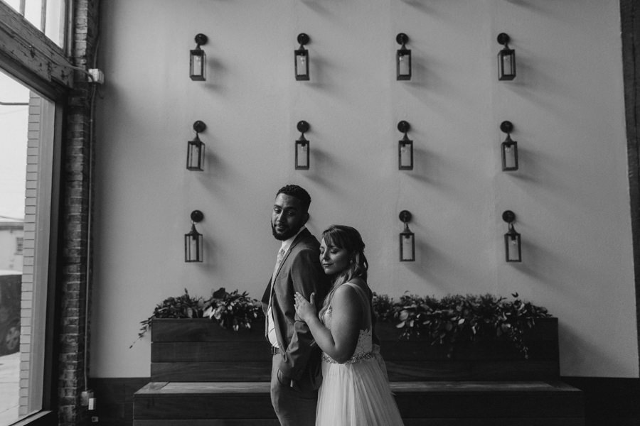 VeronicaandGarrett's Industrial Cavu Tampa Heights Wedding BHLDN gown Salt Block Hospitality Fancy Free Nursery Foundation Coffee-84.jpg