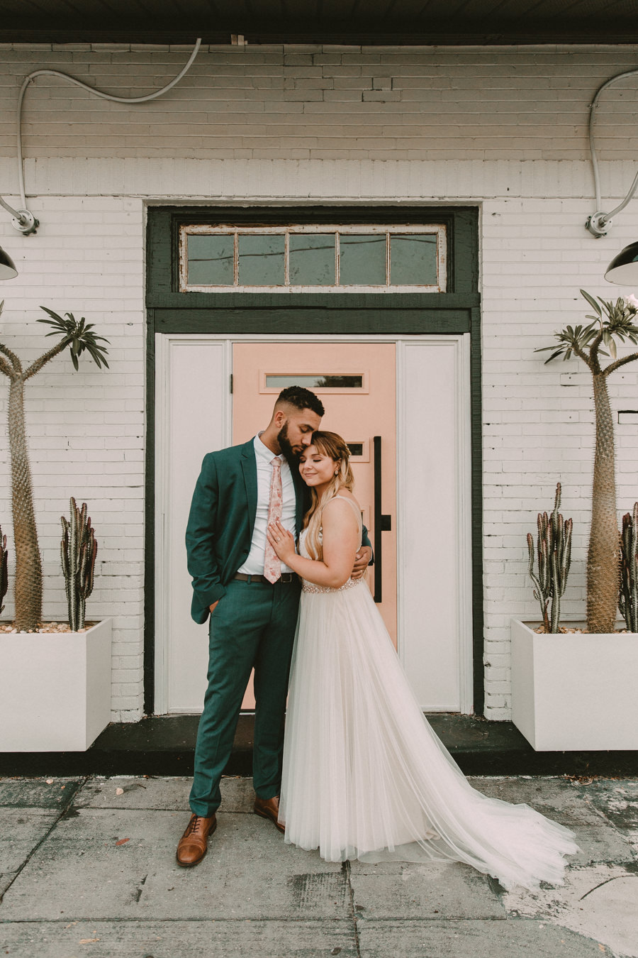 VeronicaandGarrett's Industrial Cavu Tampa Heights Wedding BHLDN gown Salt Block Hospitality Fancy Free Nursery Foundation Coffee-240.jpg