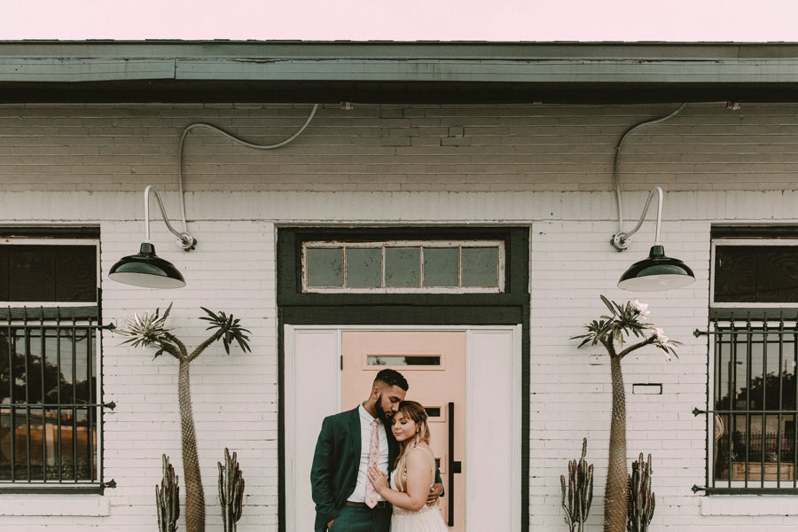 VeronicaandGarrett's Industrial Cavu Tampa Heights Wedding BHLDN gown Salt Block Hospitality Fancy Free Nursery Foundation Coffee-242.jpg