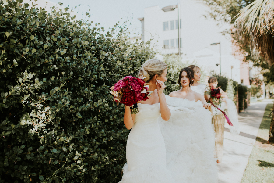 Loren and Alex Kuznetsov Gold and Burgundy wedding at Epicurean Tampa Royal Fall Wedding in Tampa Florida Inside Weddings MD Events Tampa-22.jpg