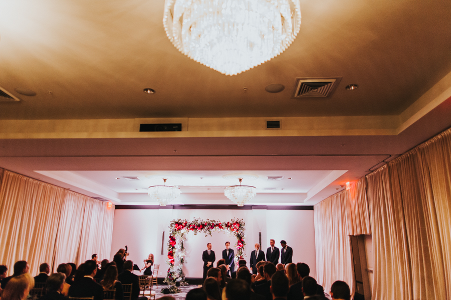 Loren and Alex Kuznetsov Gold and Burgundy wedding at Epicurean Tampa Royal Fall Wedding in Tampa Florida Inside Weddings MD Events Tampa-39.jpg
