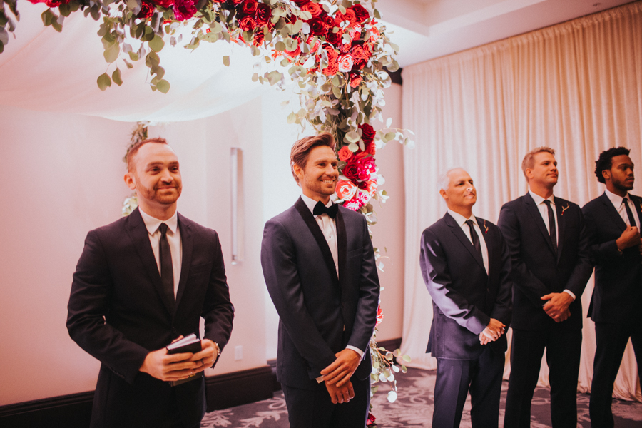 Loren and Alex Kuznetsov Gold and Burgundy wedding at Epicurean Tampa Royal Fall Wedding in Tampa Florida Inside Weddings MD Events Tampa-52.jpg