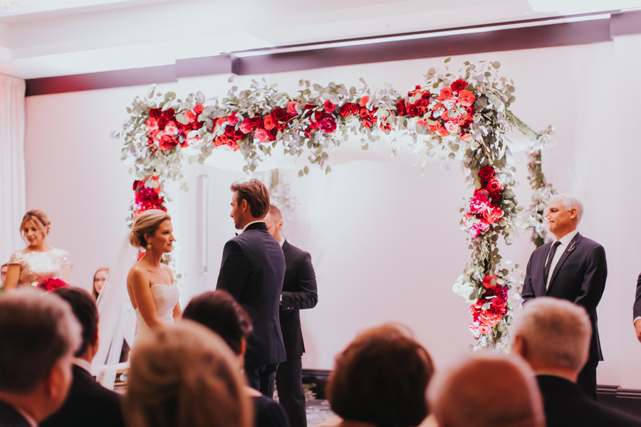 Loren and Alex Kuznetsov Gold and Burgundy wedding at Epicurean Tampa Royal Fall Wedding in Tampa Florida Inside Weddings MD Events Tampa-67.jpg