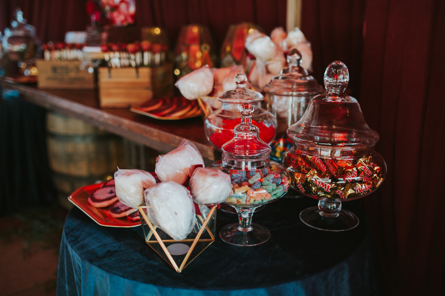Loren and Alex Kuznetsov Gold and Burgundy wedding at Epicurean Tampa Royal Fall Wedding in Tampa Florida Inside Weddings MD Events Tampa-86.jpg
