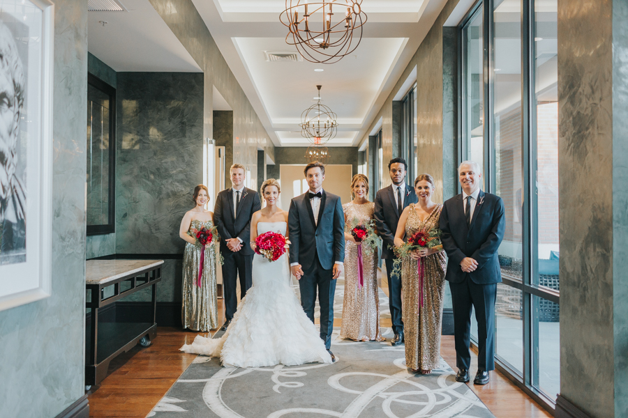 Loren and Alex Kuznetsov Gold and Burgundy wedding at Epicurean Tampa Royal Fall Wedding in Tampa Florida Inside Weddings MD Events Tampa-112.jpg