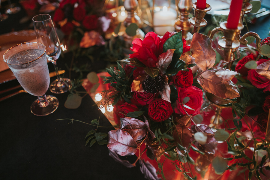 Loren and Alex Kuznetsov Gold and Burgundy wedding at Epicurean Tampa Royal Fall Wedding in Tampa Florida Inside Weddings MD Events Tampa-119.jpg