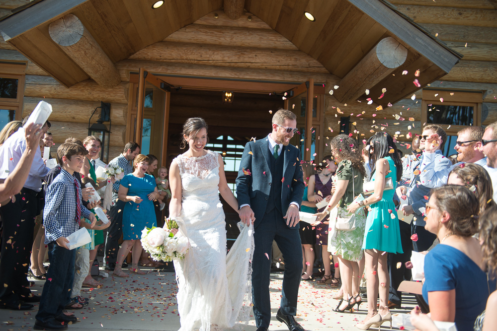Evergreen Aviation Museum Wedding Ceremony, McMinnville, OR