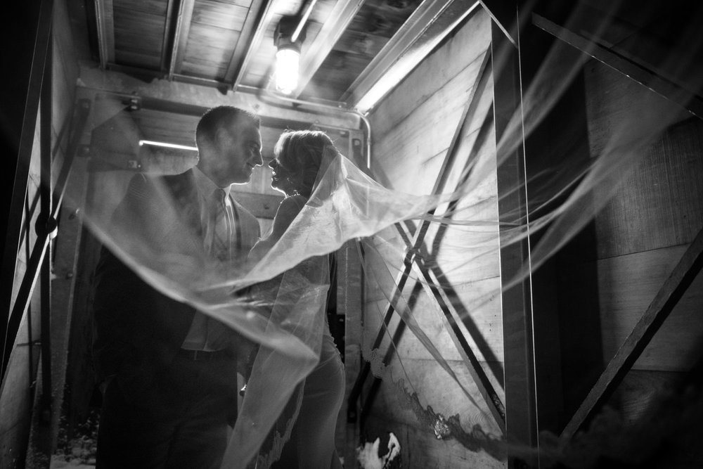 Silcox Hut Wedding, Timberline, Mt. Hood, OR