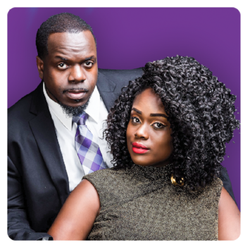 Guest Speaers: Devaughn and Annette Phillip
