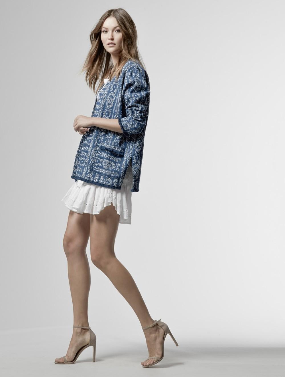 Boho Jacket with skirt