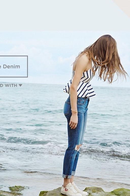 Top    Jeans    Shoes    Bracelets