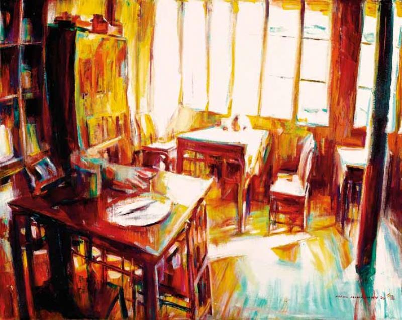 午后 A Quiet Afternoon