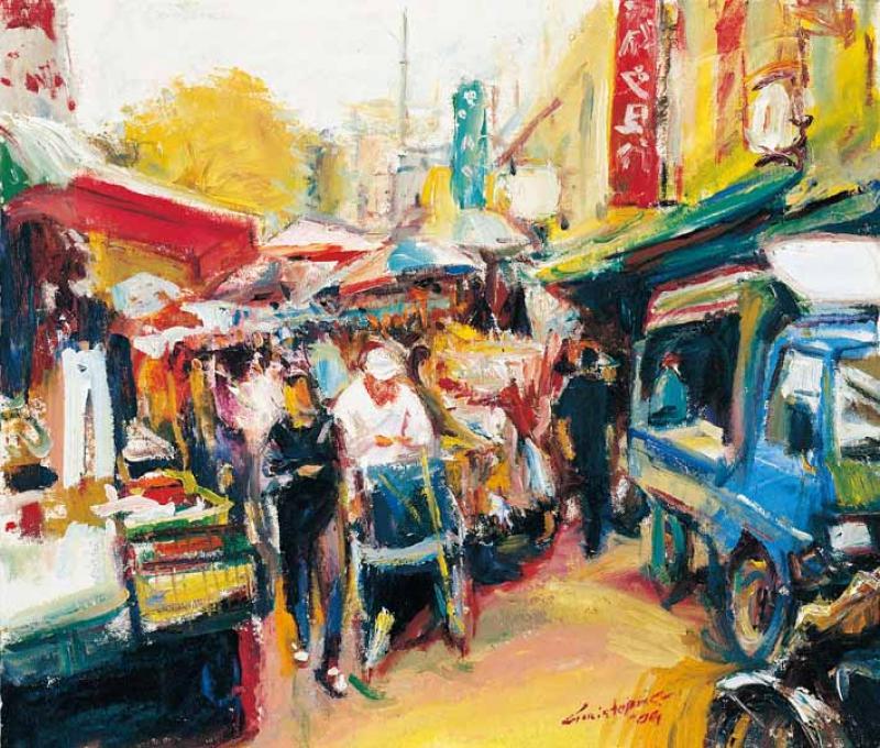 大溪市集 Market of Da Si