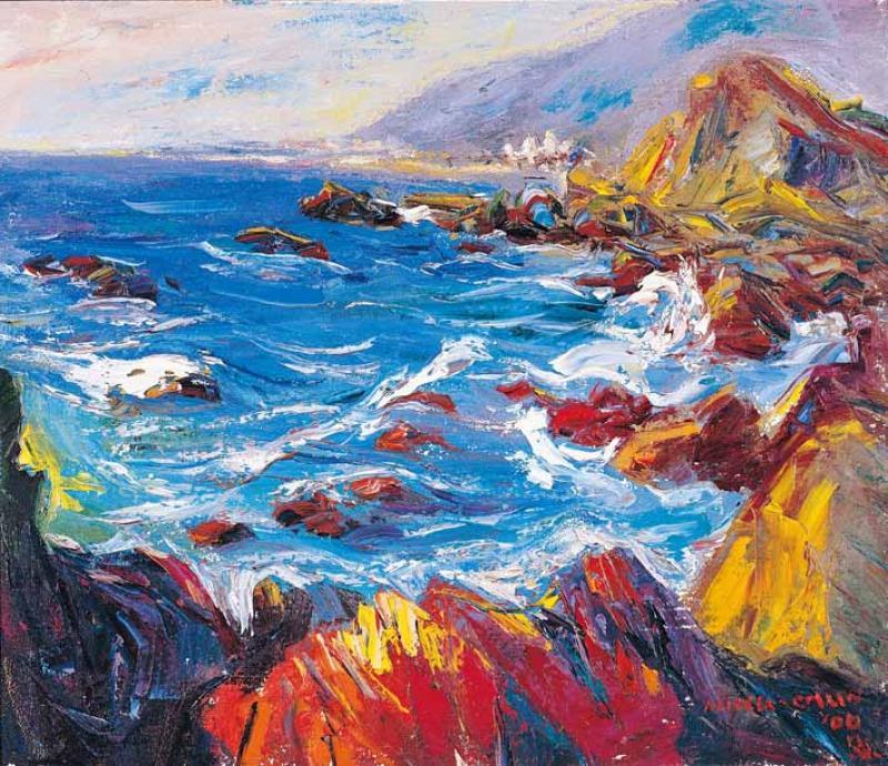 海濤 Wave