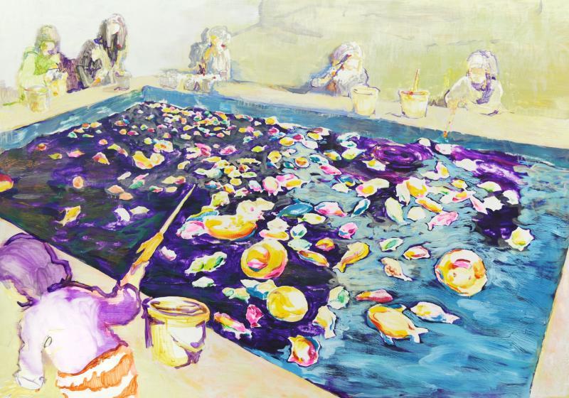 池 The Pool