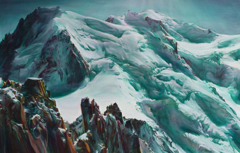 白朗峰 Mont Blanc