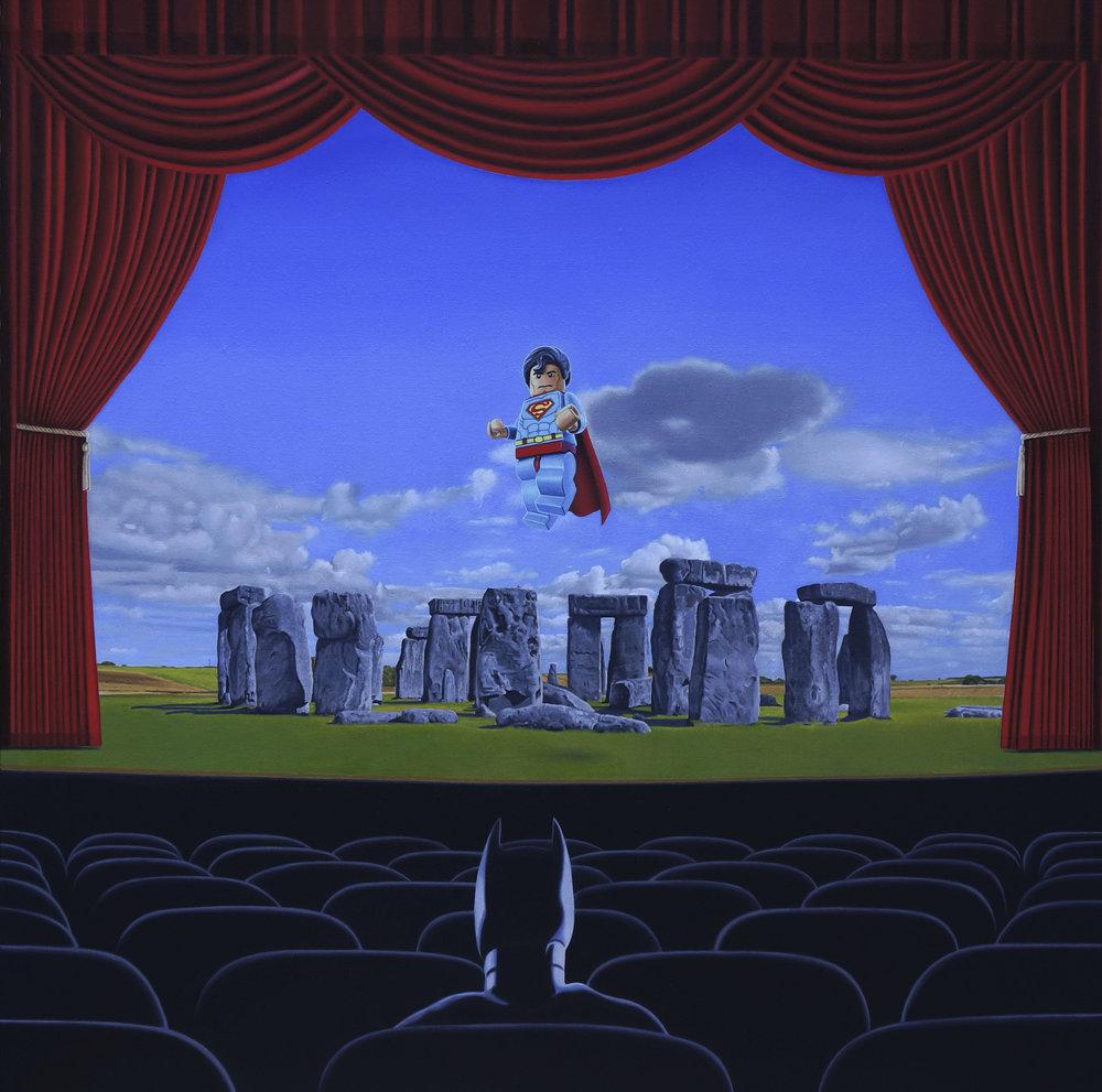 古文明劇場之巨石陣的啟示