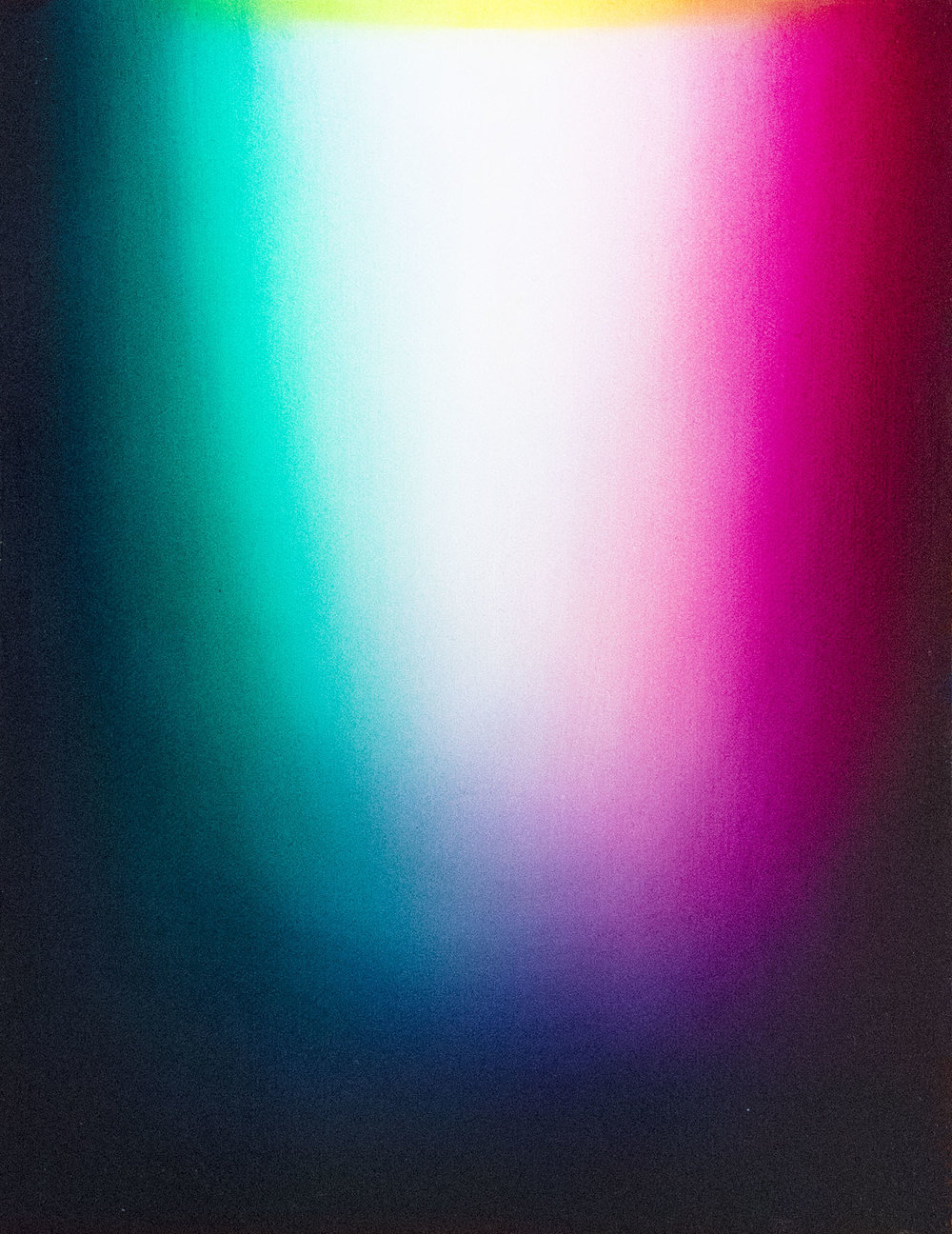 光12號 Light 12  41.2 x 31.5 cm 油彩畫布 Oil on Canvas  2017