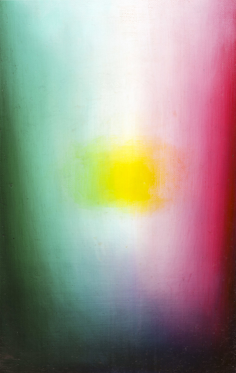 光2號 Light 2  30 x 19 cm 油彩畫布 Oil on Canvas  2017