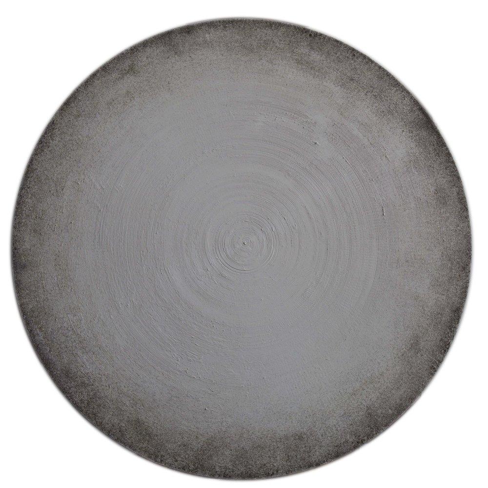 進行式14_progressive form 14_複合媒材,油彩畫布_Mixed media and oil on canvas_122cm_2018.jpg