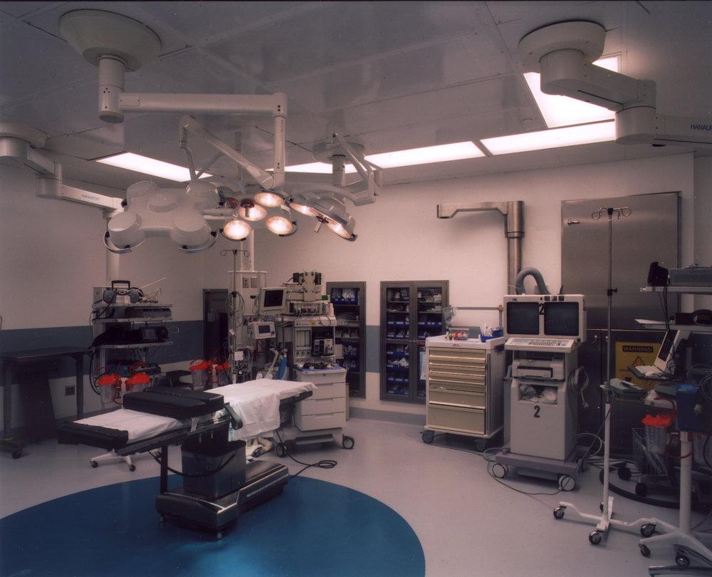 Intra-Operative MRI, NYPH