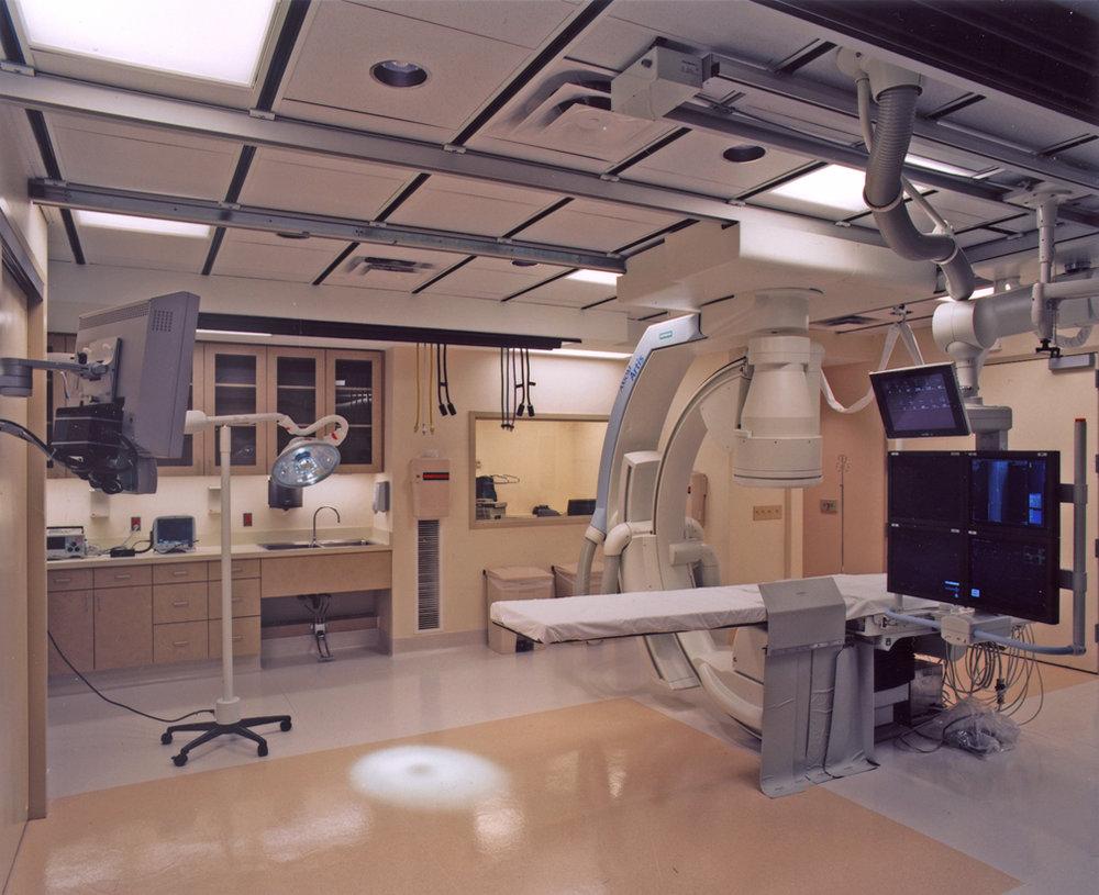Vascular Interventional Radiology Procedure