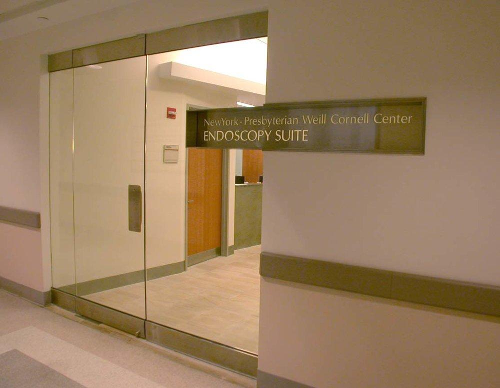 Endoscopy Suite, New York Presbyterian Hospital