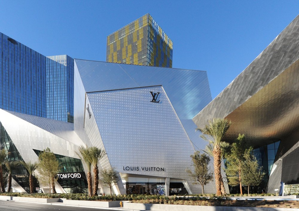 Louis Vuitton, City Center, Las Vegas, NV