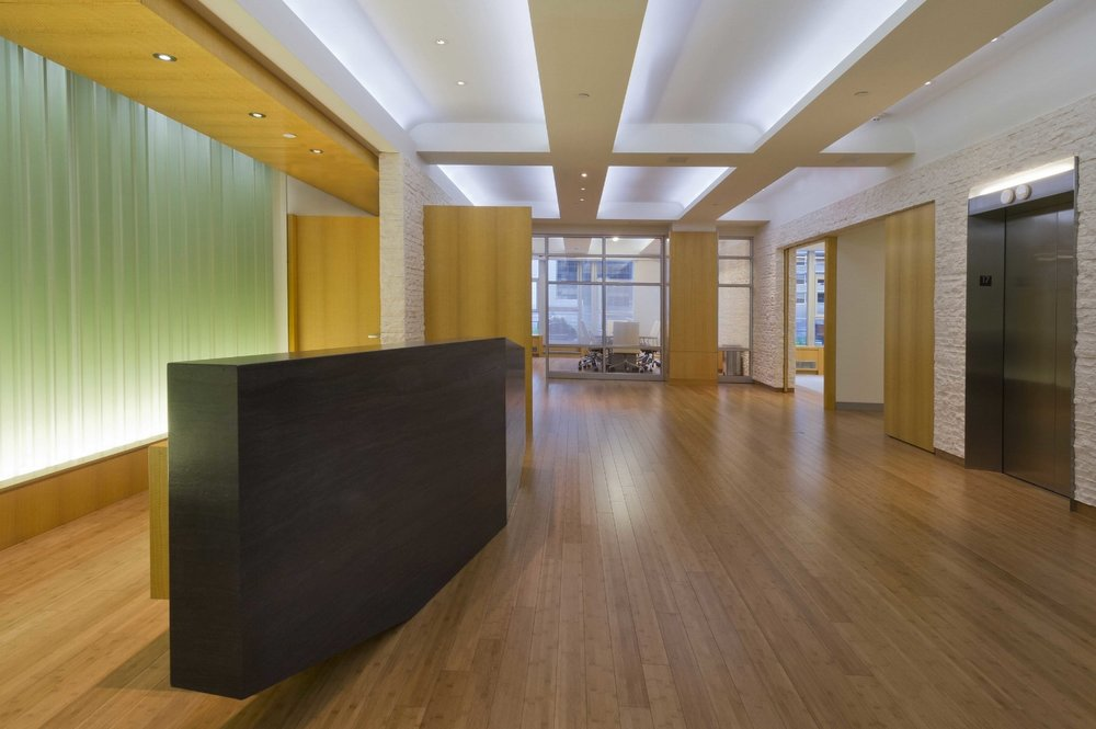Shorenstein Realty Services, Corporate Offices, New York, NY
