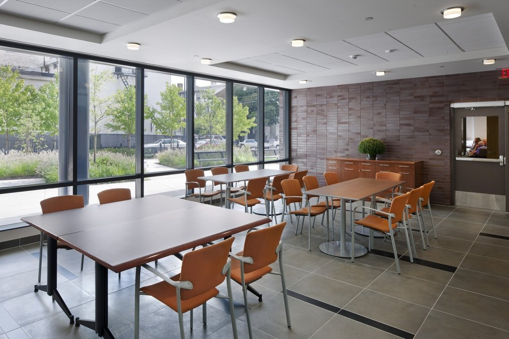 Gertler Wente Architects Provided Full Architectural And Interior Design Services For This New 5 Story 62000 Sf Administrative Faculty Classroom