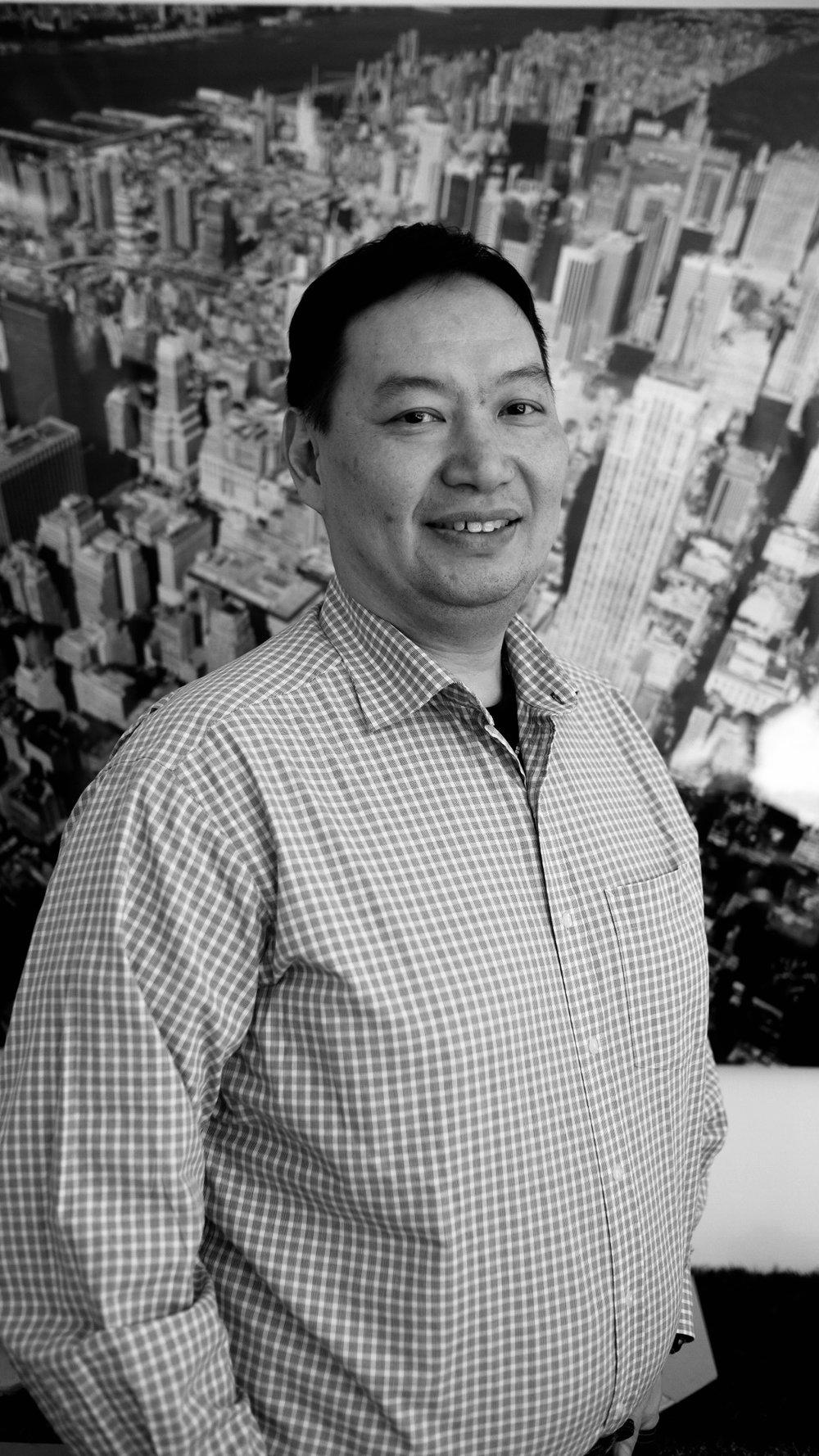 Patrick Wu  Interior Designer