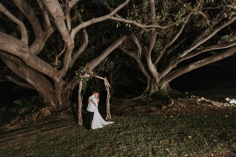 Bush Bank Kiama. South Coast wedding photography
