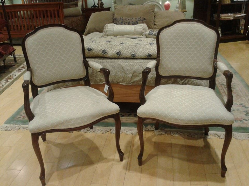 Antique chairs / $200 ea