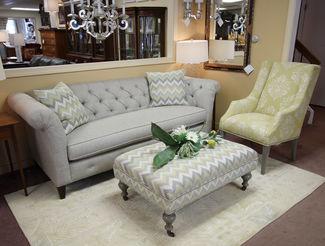 Grey Sofa / $800