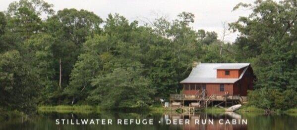 Stillwater Refuge Cabin