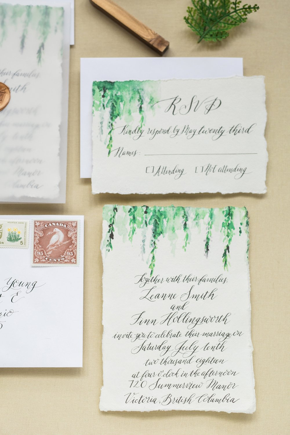 Calgary Canada wedding calligrapher calligraphy Essence of Summer_0004.jpg
