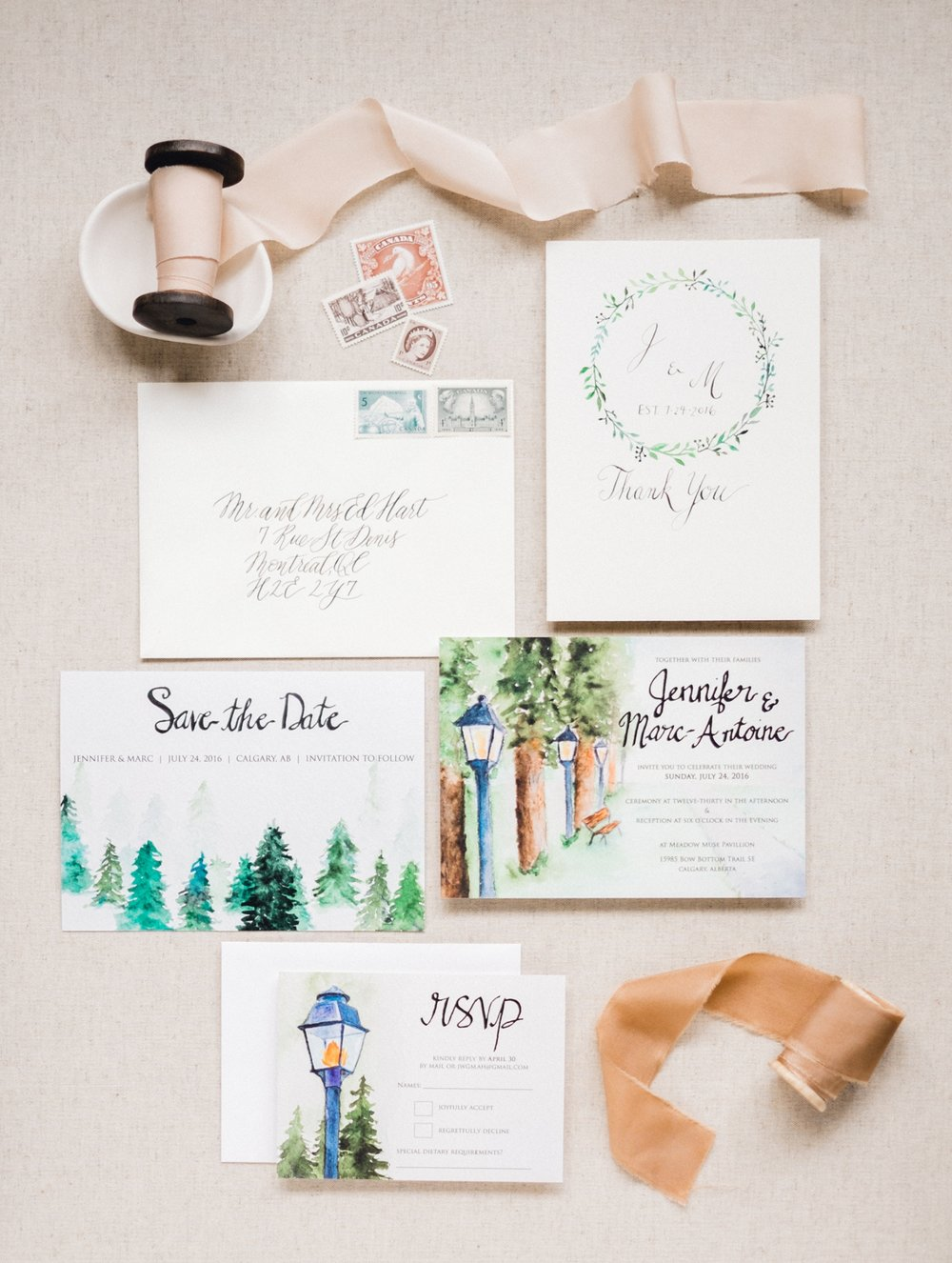 Calgary wedding calligrapher Debbie Wong Design.JPG