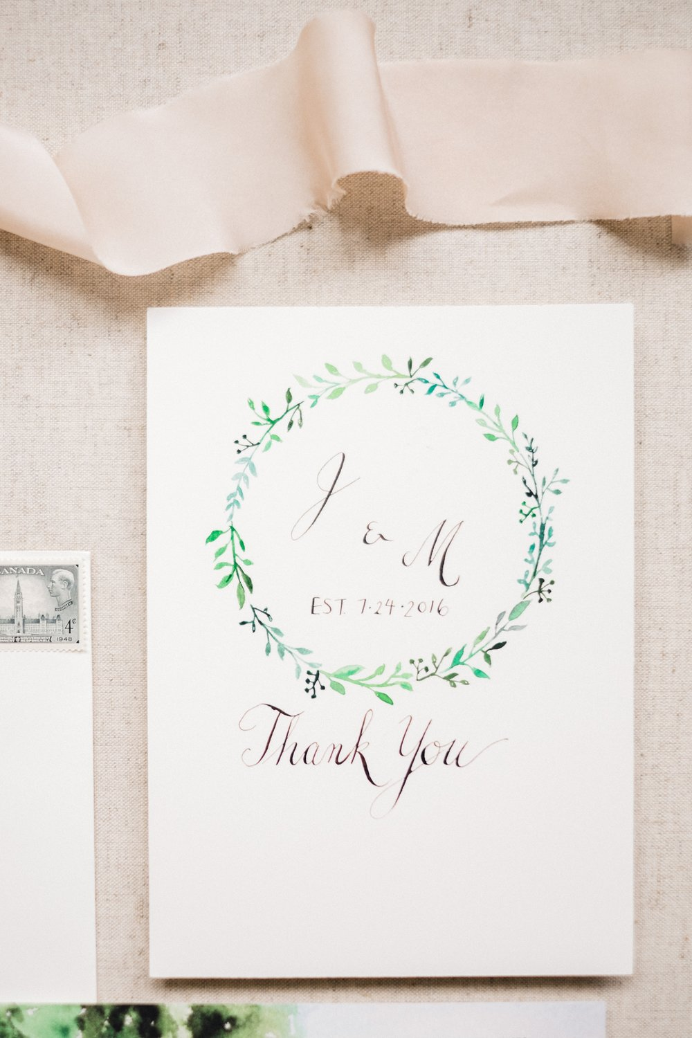 Canada wedding calligrapher Debbie Wong Design.JPG